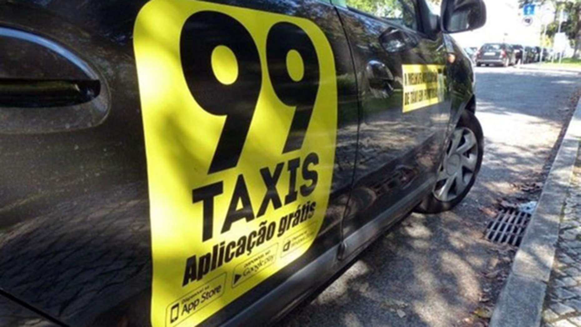 One of 99's taxis. Photo by Thetechnews.com