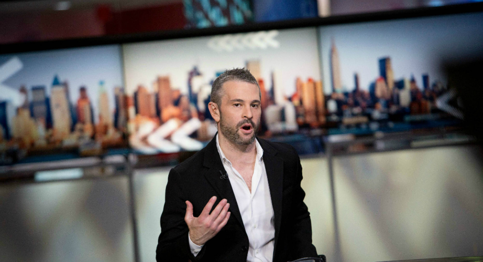 Fab.com CEO Jason Goldberg. Photo by Bloomberg.