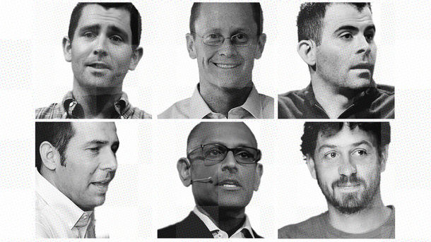 Meet the New Faces of Power at Facebook
