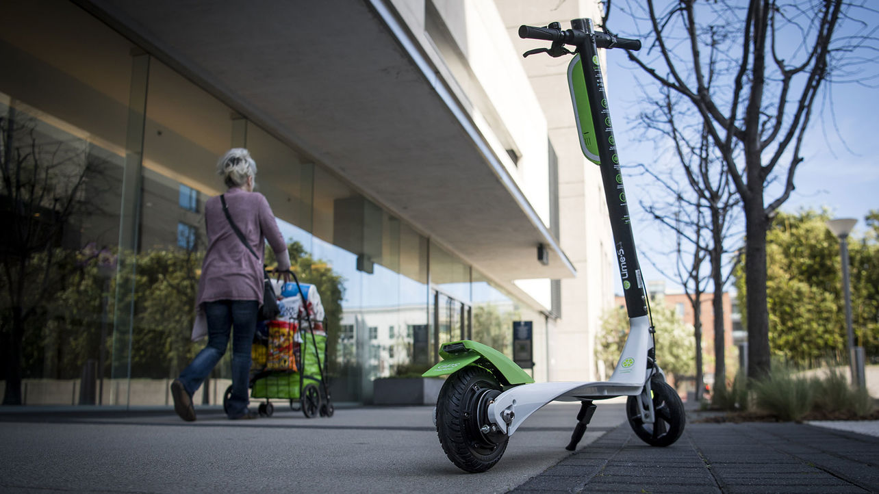 Rein In Scooters, Say Subscribers