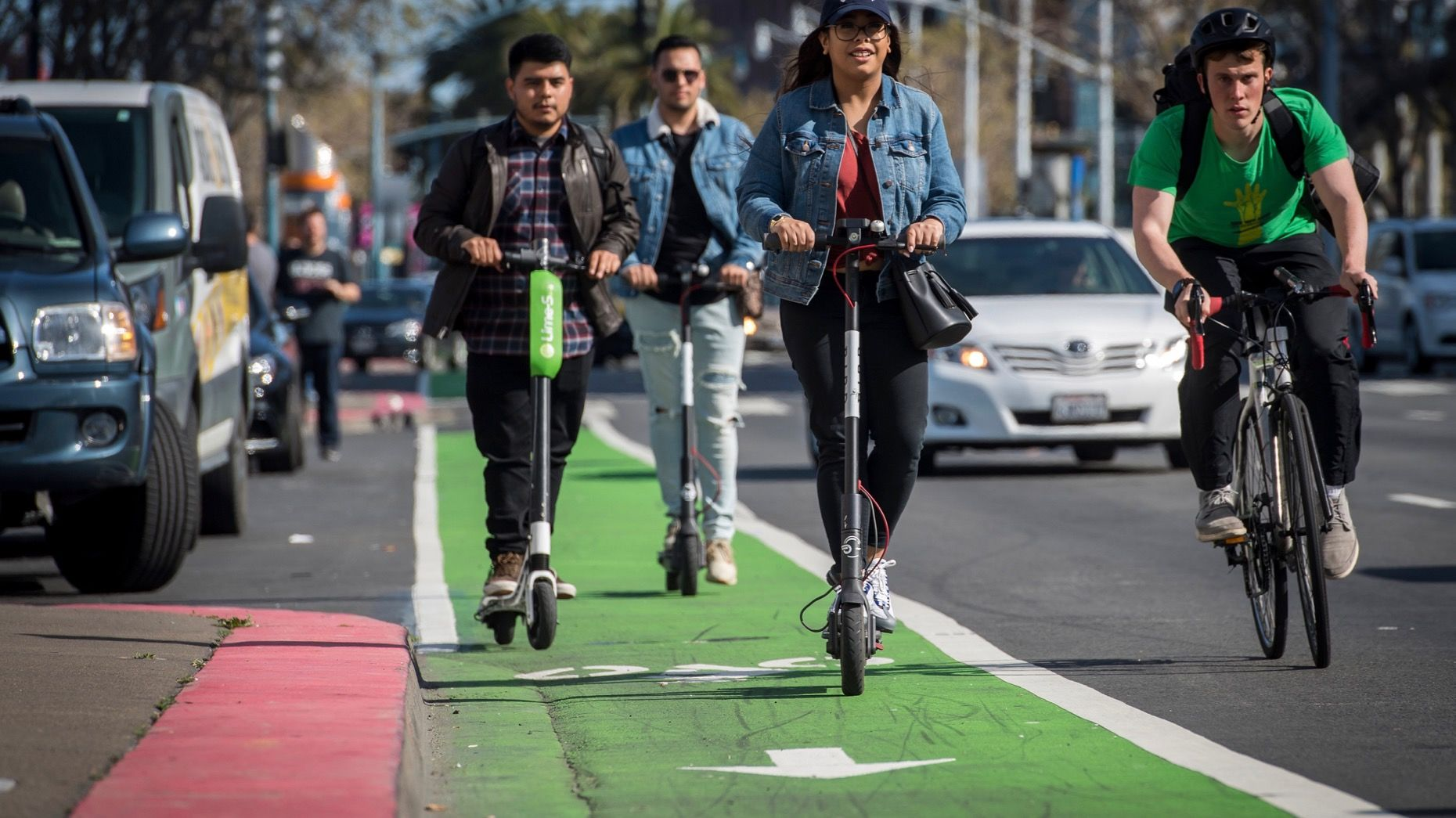 Image result for diversity on scooters