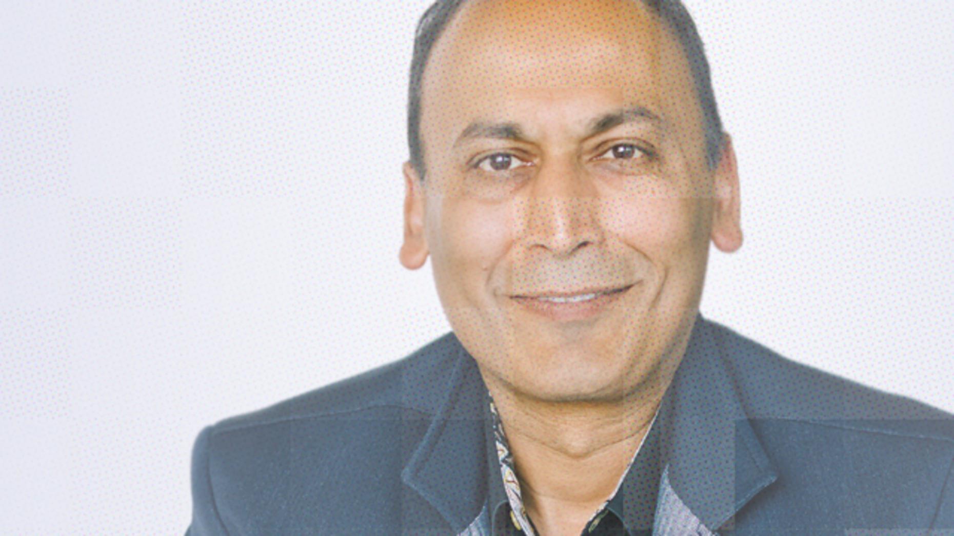 Poshmark CEO Manish Chandra