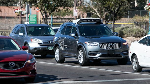 How Uber's Self-Driving Car Unit Plans to Move Forward