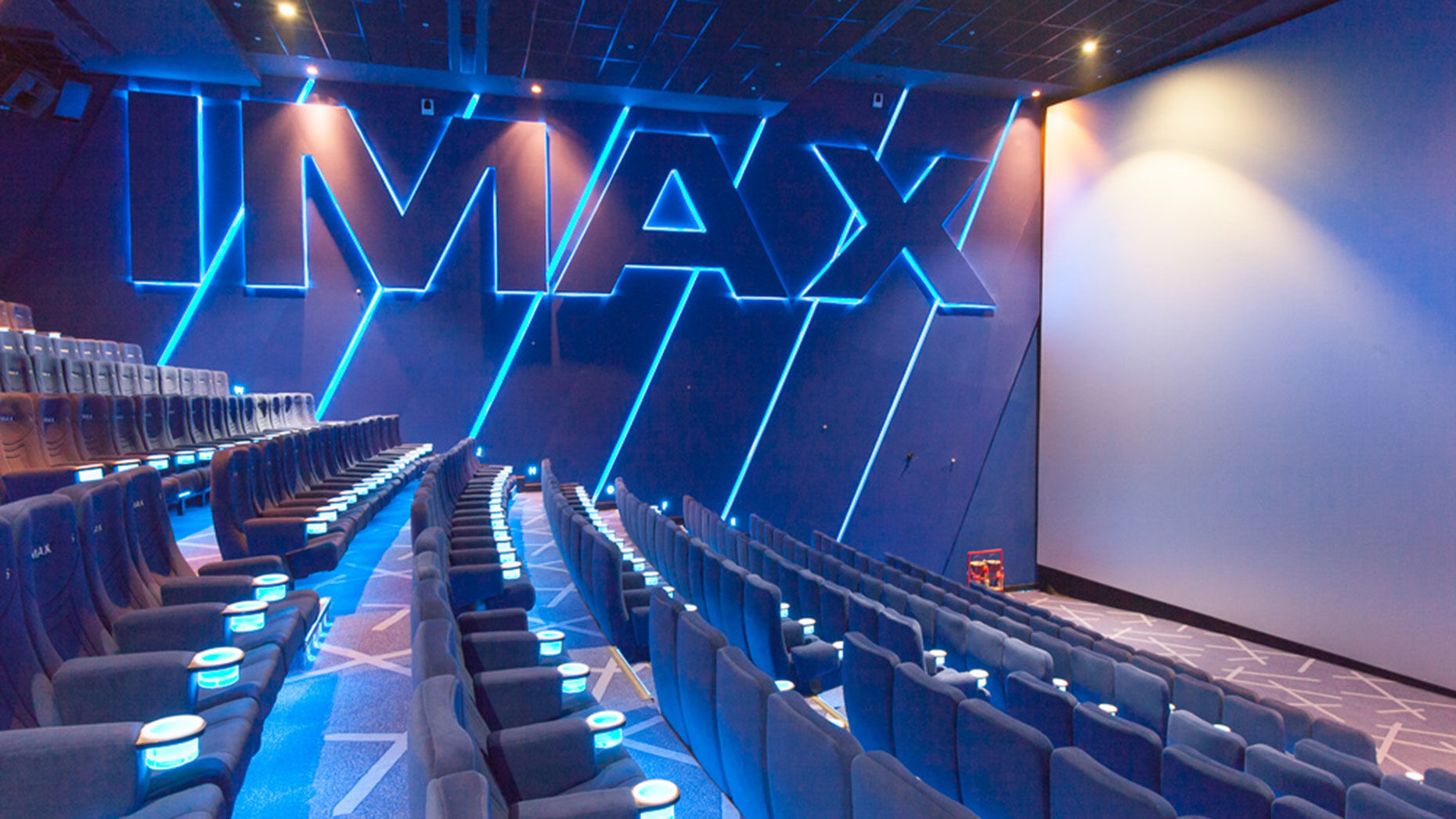 An Imax theater in Bengaluru, India. Photo: VR Bengaluru
