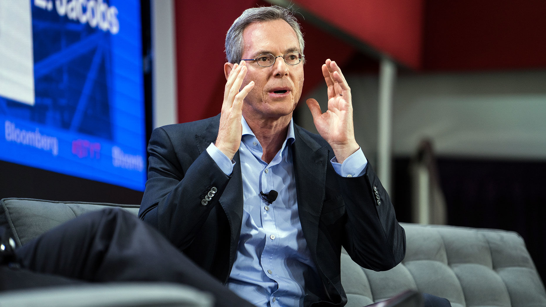 Former Qualcomm executive chairman and CEO Paul Jacobs. Photo: Bloomberg