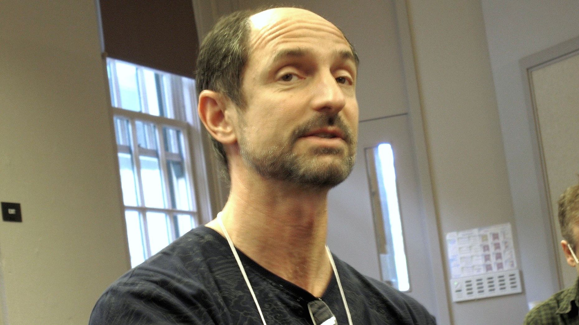 Tom Gruber. Photo: Flickr/JD Lasica