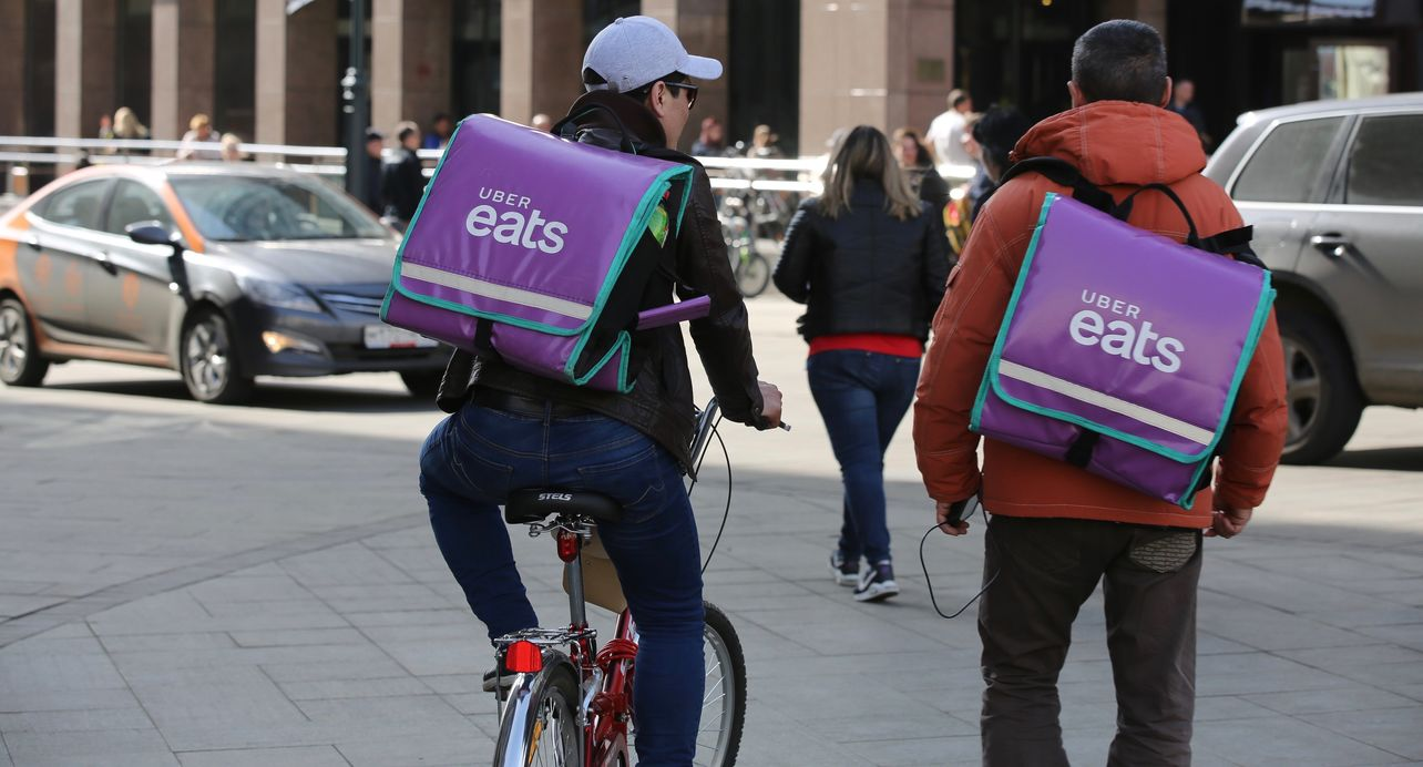 How Uber Eats Became a Hit Business