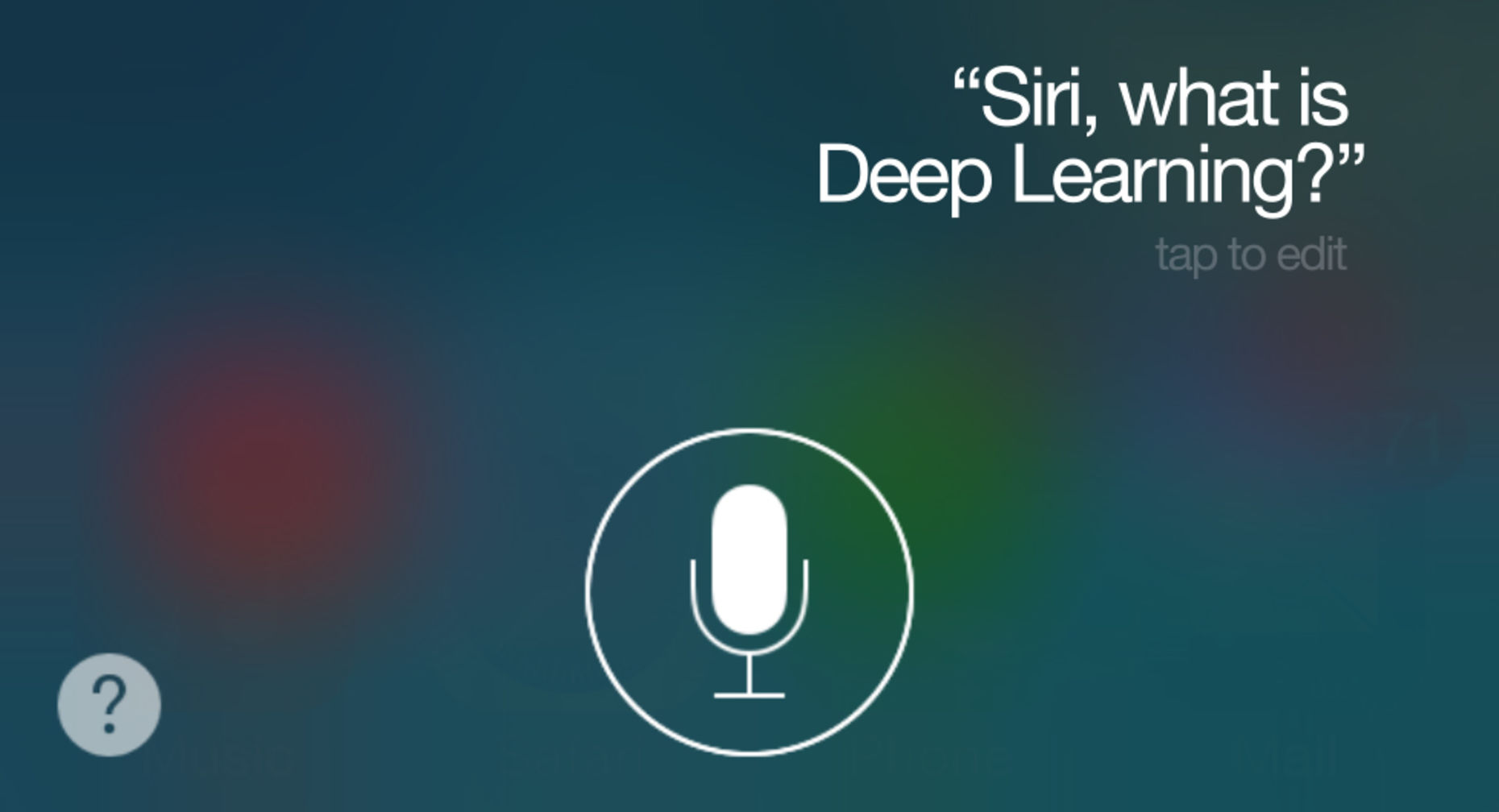 How 'Deep Learning' Works at Apple, Beyond