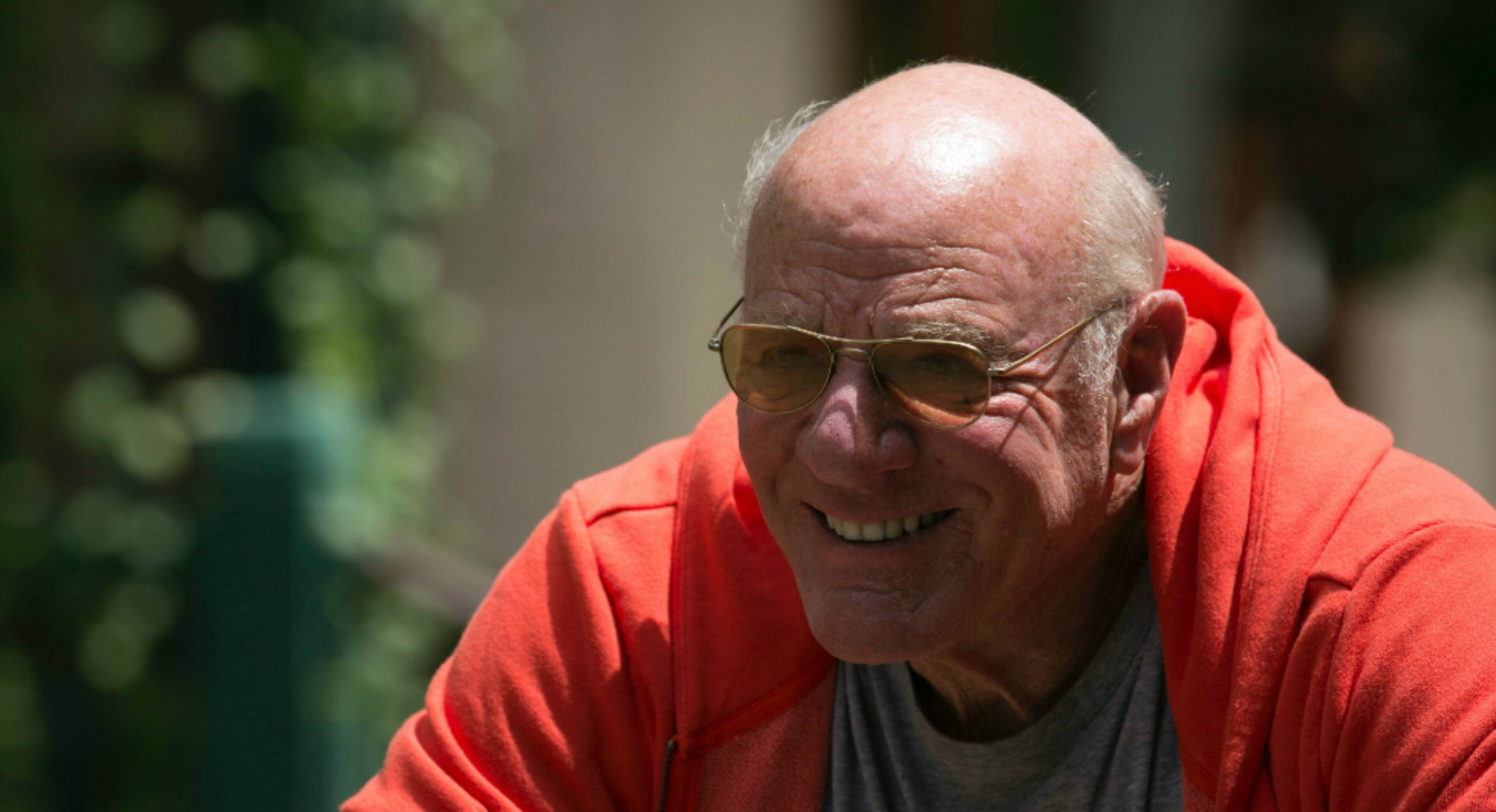 IAC Chairman Barry Diller. Photo by Bloomberg.