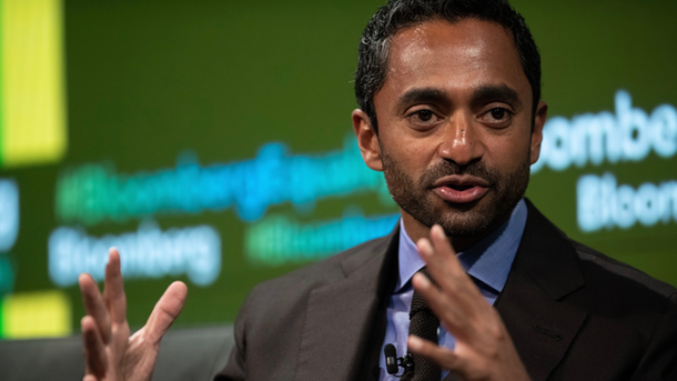 Social Capital Founder Gives His Account of Turmoil at Firm