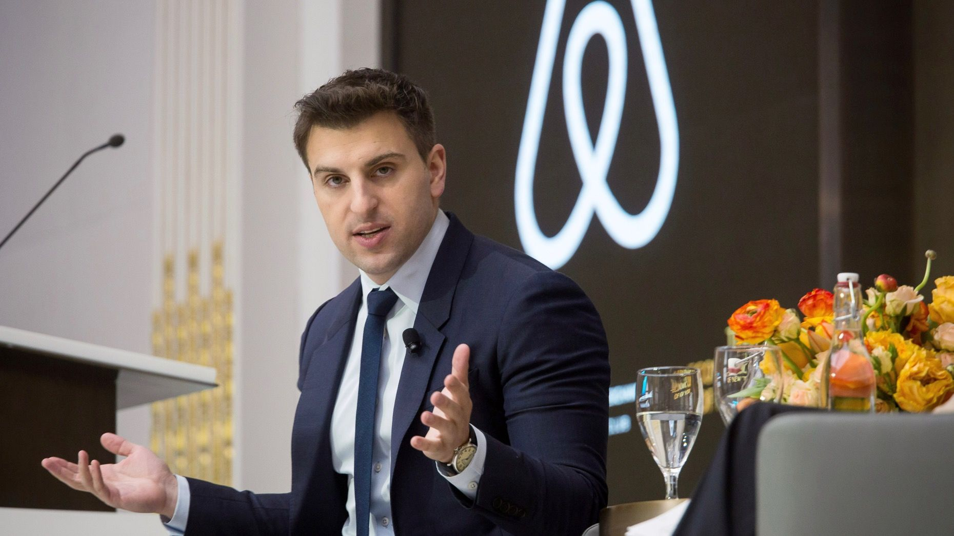 Airbnb's Engineering Chief to Depart
