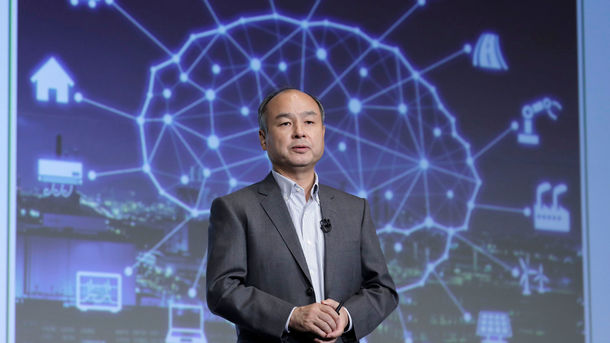 SoftBank Asserts More Control Over Startups
