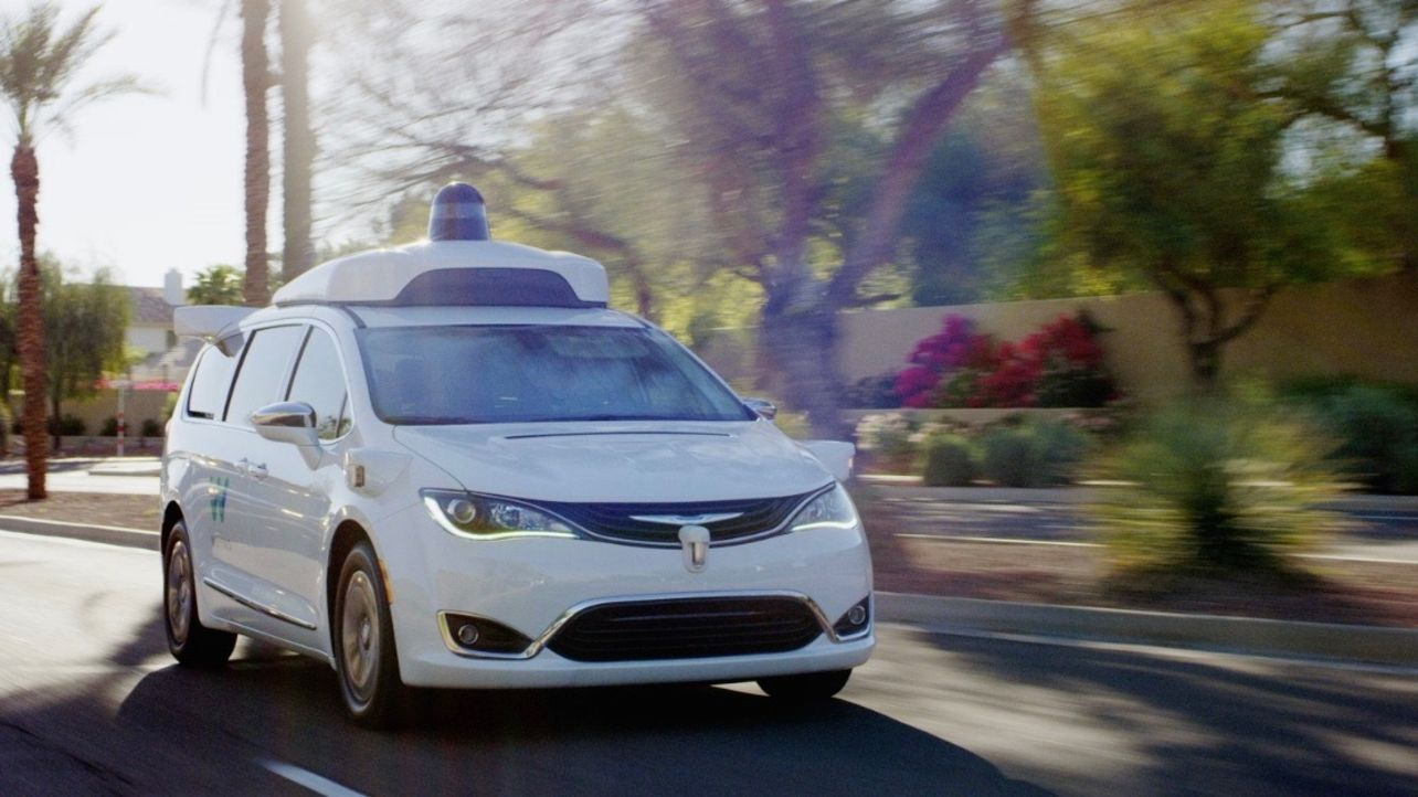 Waymo Collision Shows Flaws in Self-Driving Car Tests