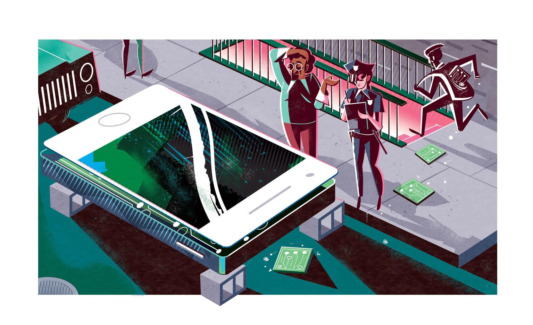 Illustration by Scotty Reifsynder