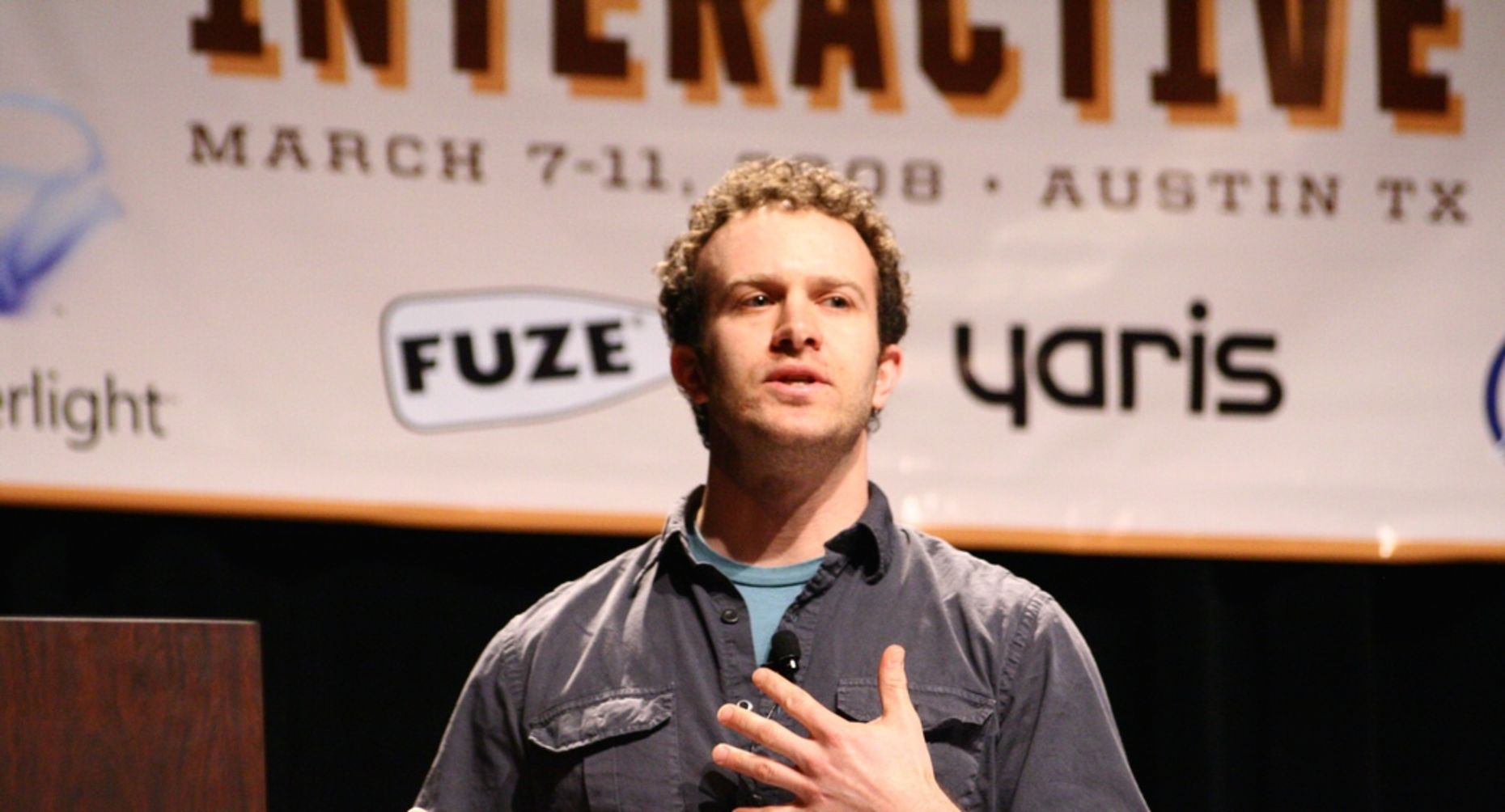 Jason Fried, CEO of Basecamp. Photo by Jason McELweenie.