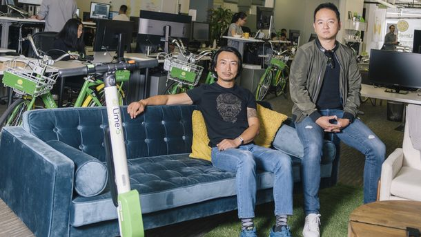 Scooter Rental Startup Lime Plans Car-Rental Service in Seattle