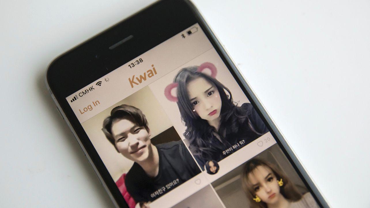 China's Video App Kuaishou Targets a $25 Billion Valuation