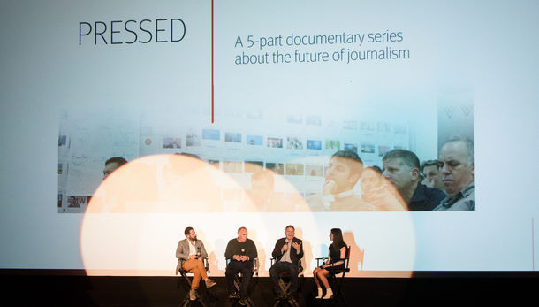 Watch Our New Docuseries PRESSED