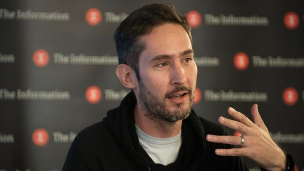 Former Instagram Leader Systrom Talks About 'Unhealthy' Internet Incentives
