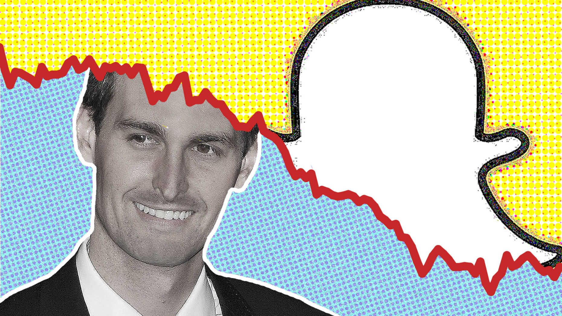Snap's Spiegel Flies High Above Wall Street Worries