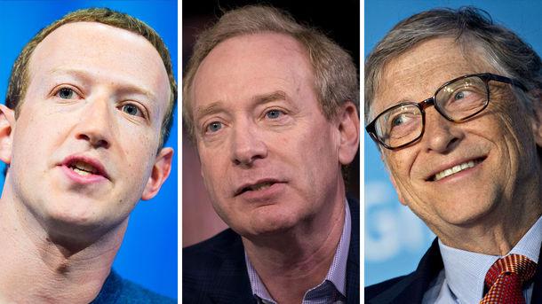To Rebuild Trust, Facebook's Zuckerberg Looked to Microsoft