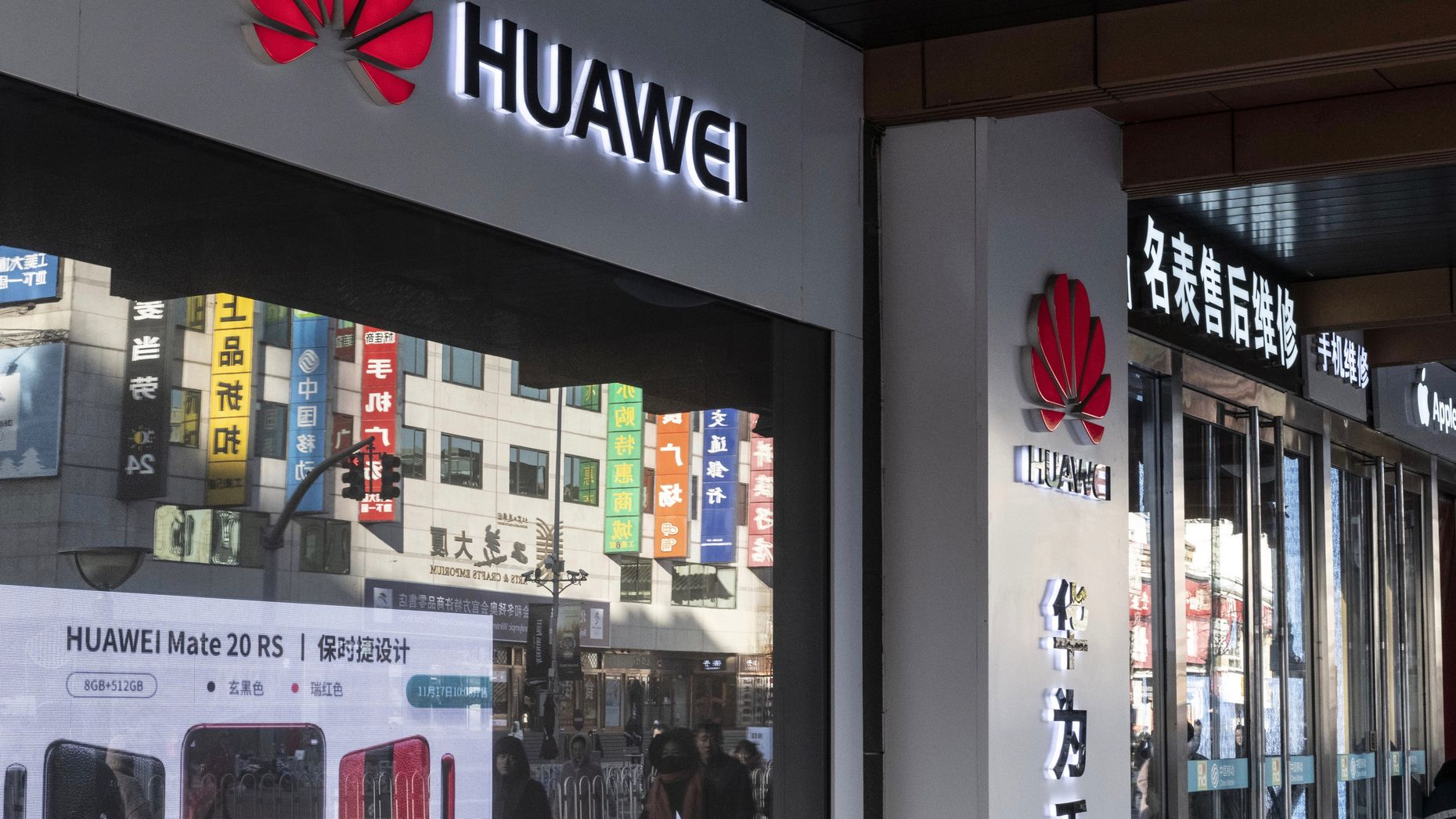 Huawei's Deep Ties to U.S. Researchers Face Backlash