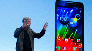Surprise Turnaround for Motorola Ahead of Lenovo Merger