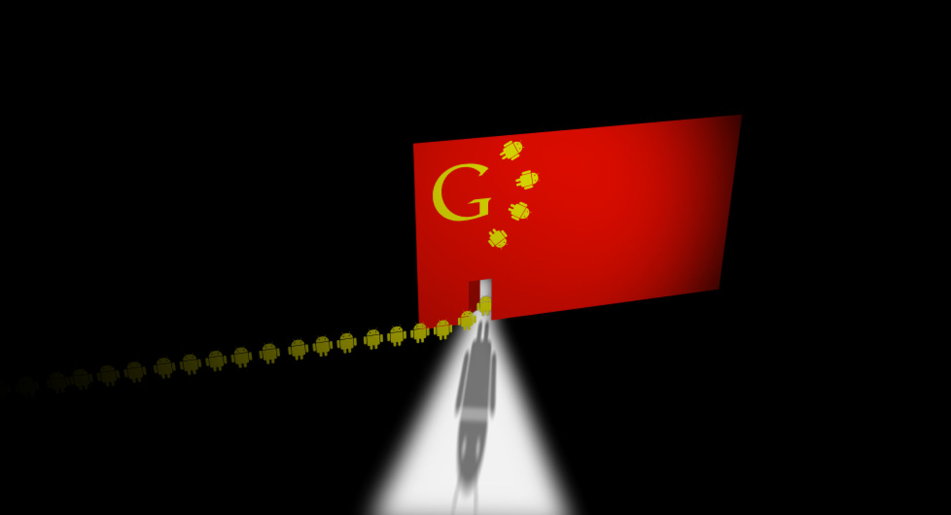 Google's Trojan Horse in China: Android
