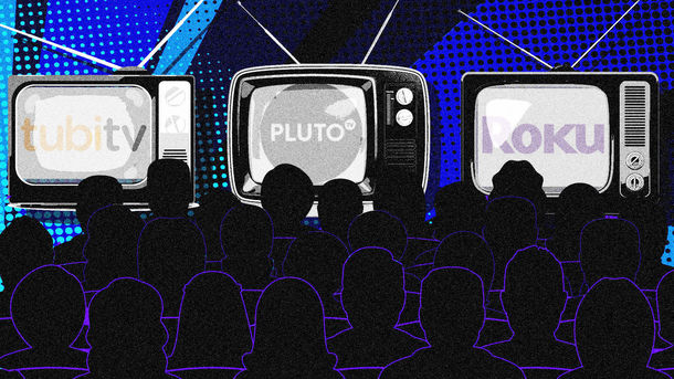 Free TV With Ads Is Digital Media's Old New Idea