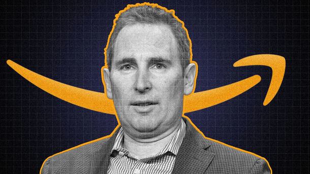 Amazon's Cloud King: Inside the World of Andy Jassy
