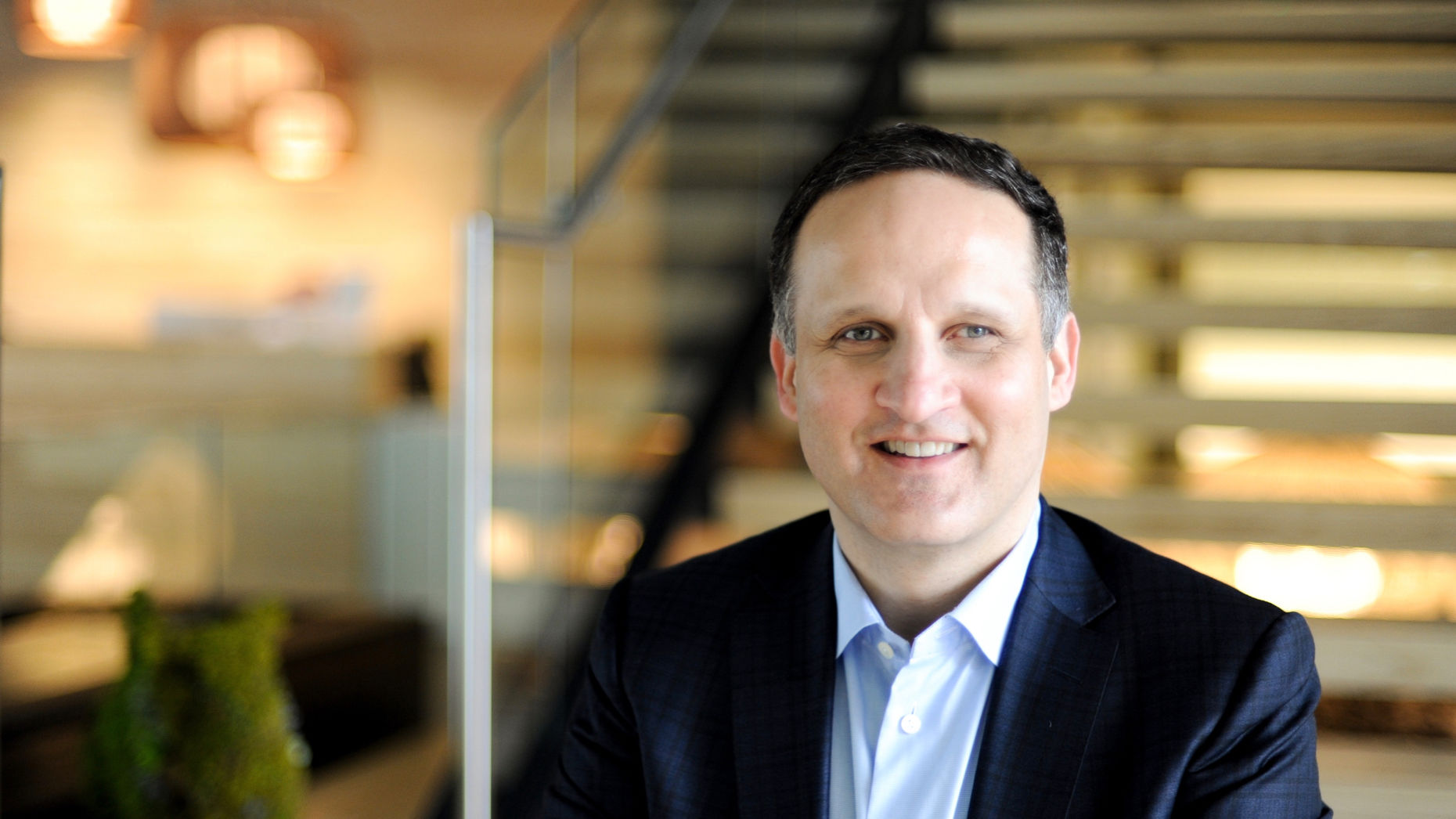 Tableau CEO Adam Selipsky. Photo by Tableau