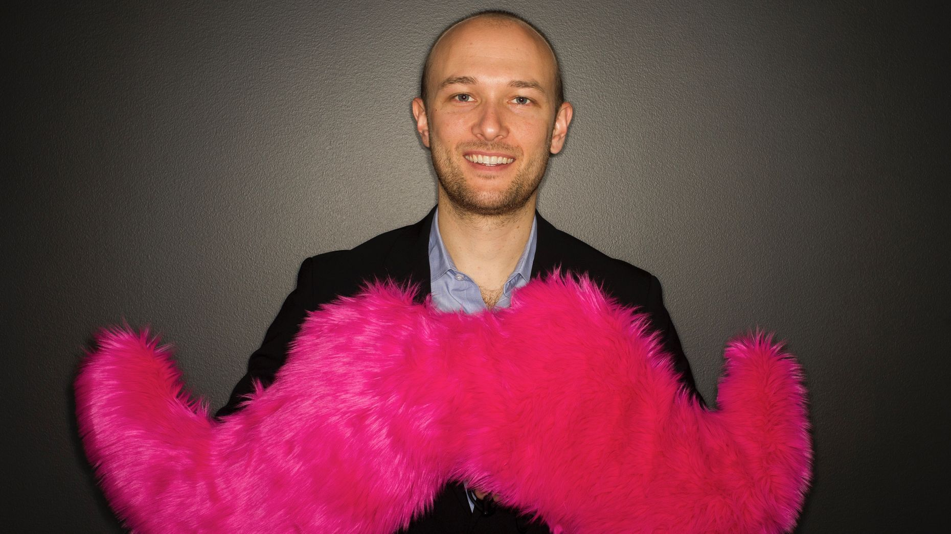 Lyft CEO Logan Green. Photo by Bloomberg