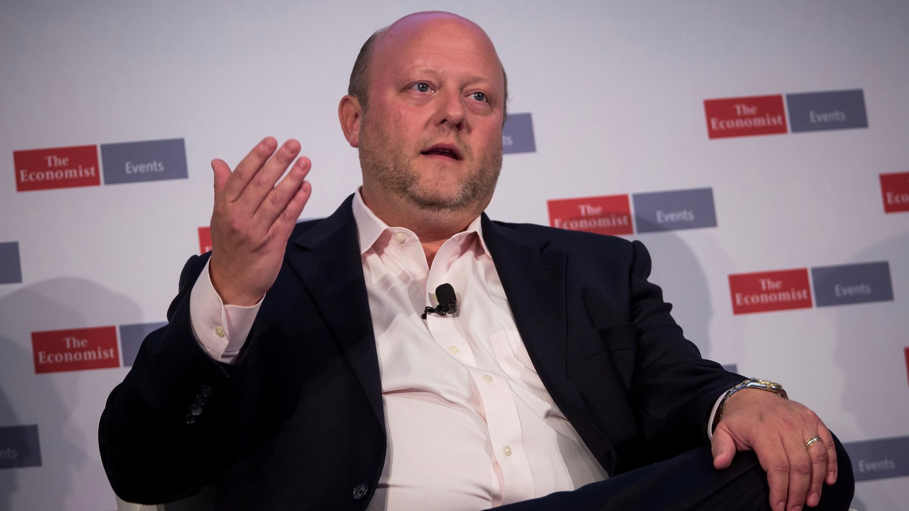 Circle CEO Jeremy Allaire. Photo by Bloomberg