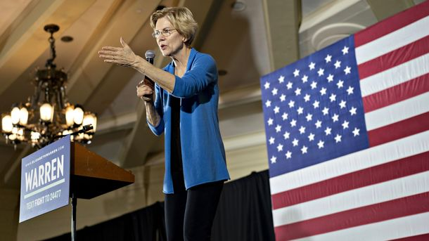 The Political Realities of Warren's Tech Breakup Plan