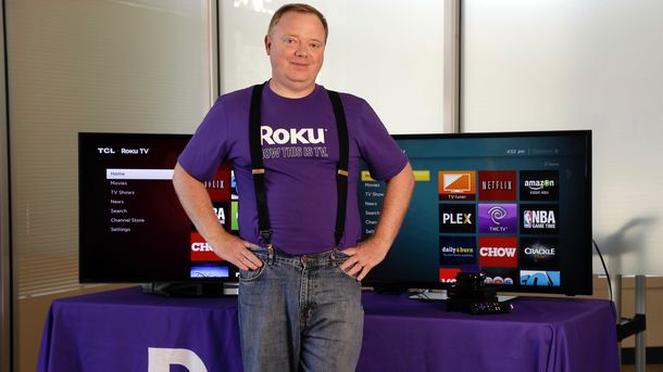 Why Roku Acquisition Could Make Sense for Disney or Walmart