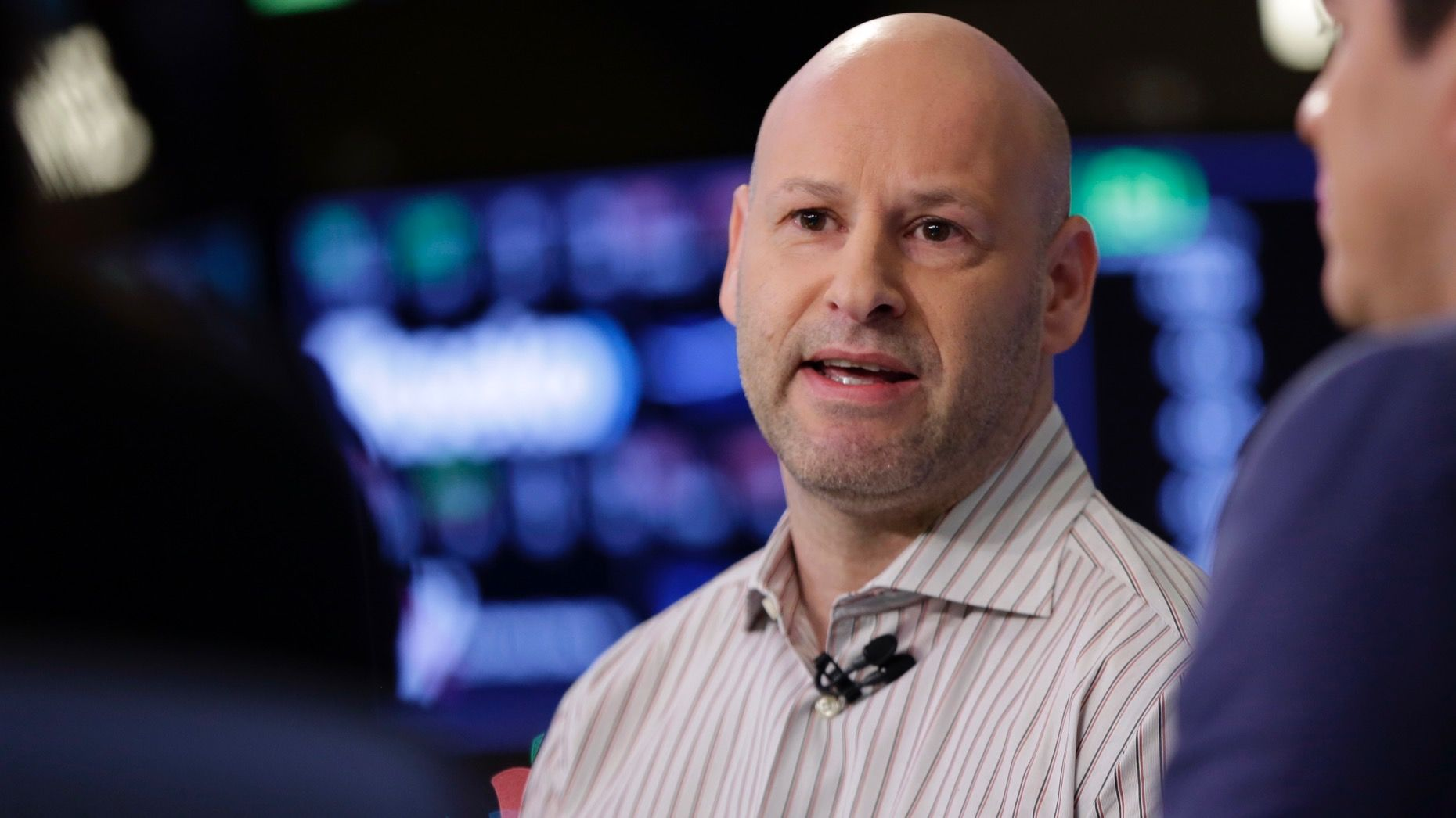 ConsenSys CEO Joseph Lubin in 2017. Photo: AP