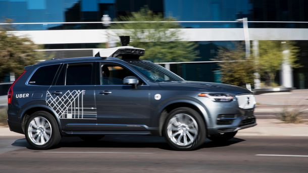 How Uber Wants Self-Driving Cars to Help Ride-Hailing Business