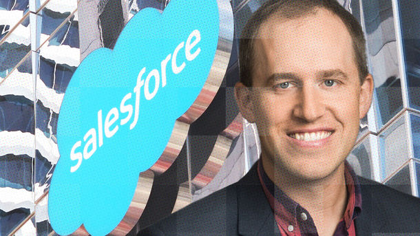 Salesforce's Bret Taylor Talks Tableau and the 'New Normal' Among Businesses