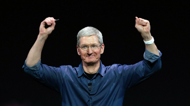 Apple Event Shows Subtle Shift in Product Strategy
