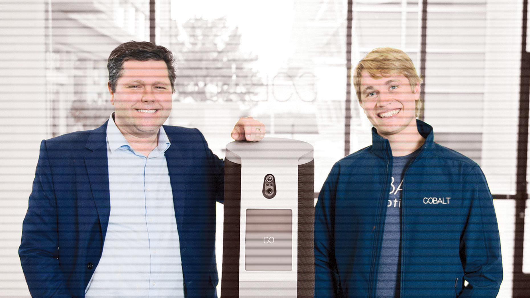 Robot Security Guards Roll Into More Offices
