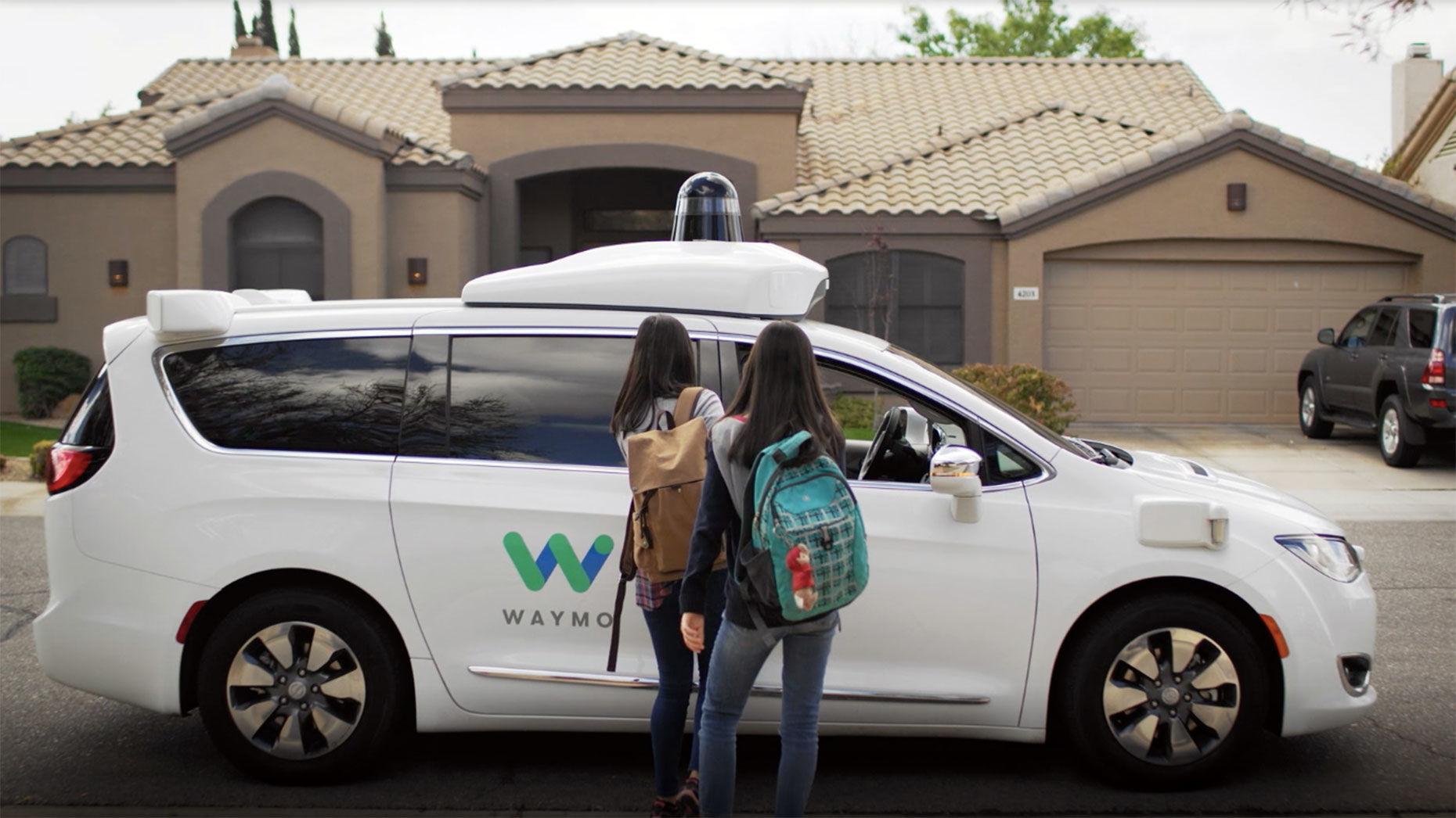 Waymo's Backseat Drivers: Confidential Data Reveals Self