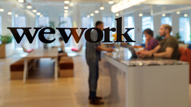 At Fast-Growing WeWork, an HR Department in Turmoil