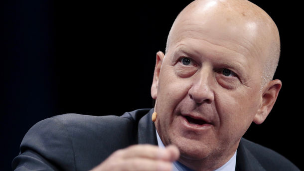 Goldman Hires AWS Executive in Boost for Cloud Ambitions
