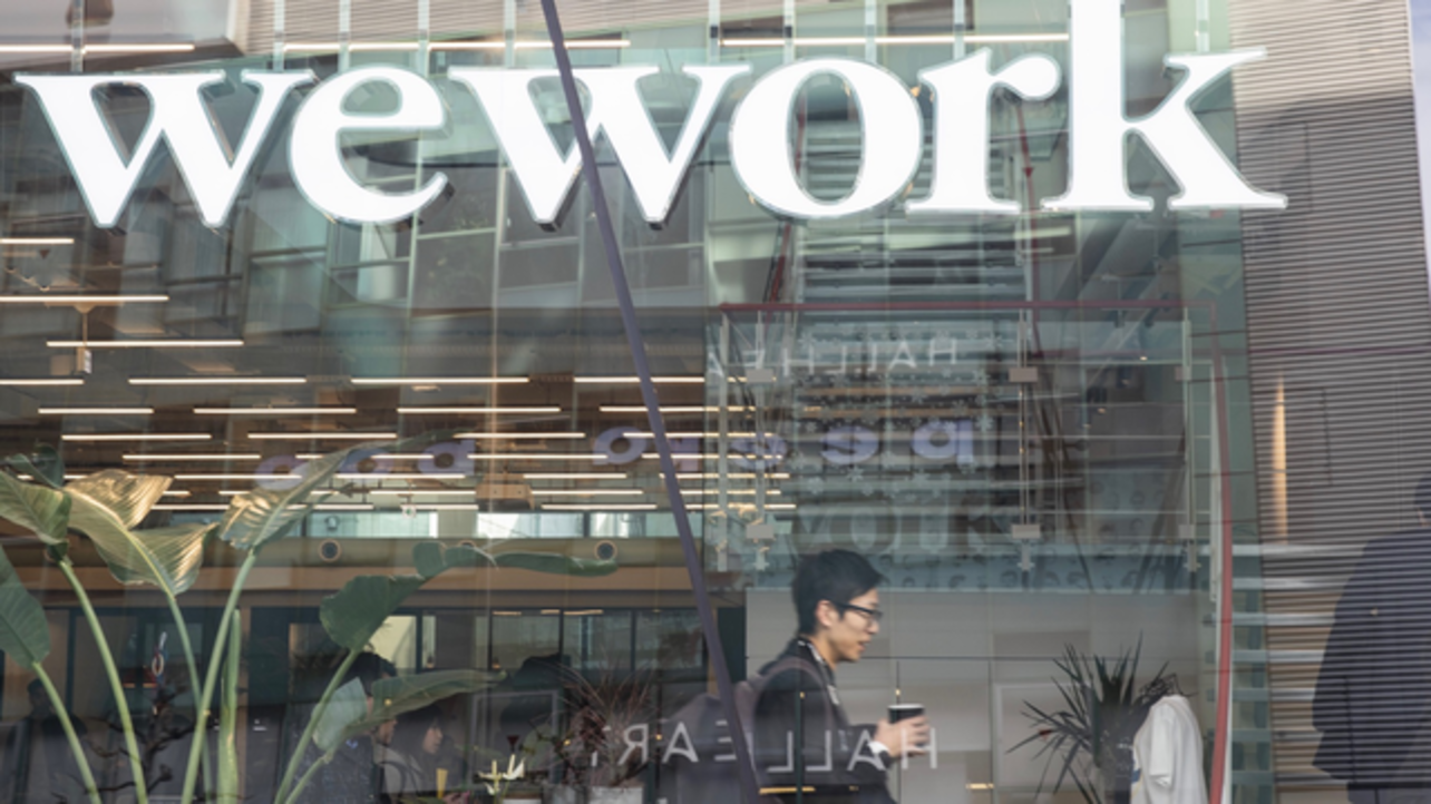 Behind WeWork's Struggles, a Missed Opportunity