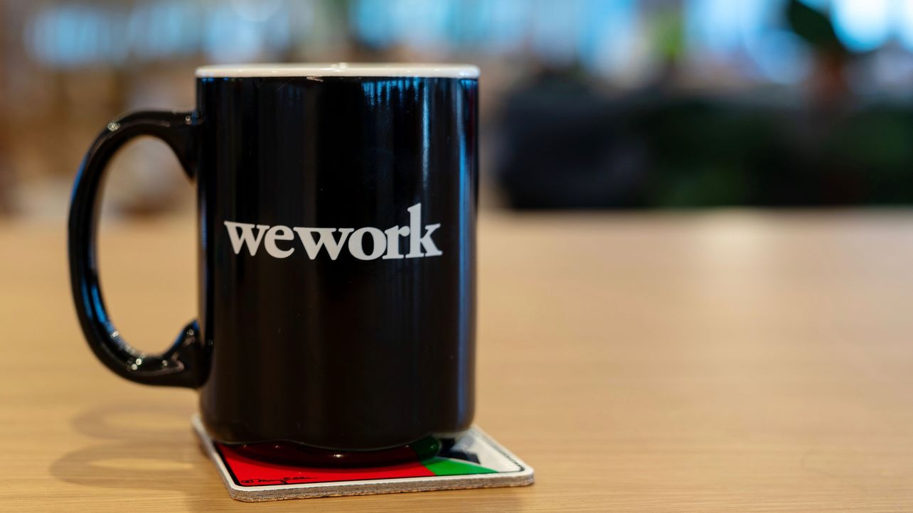WeWork Puts Three Businesses Up for Sale