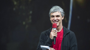 At Google, Larry Page's Dreams Keep Getting Bigger