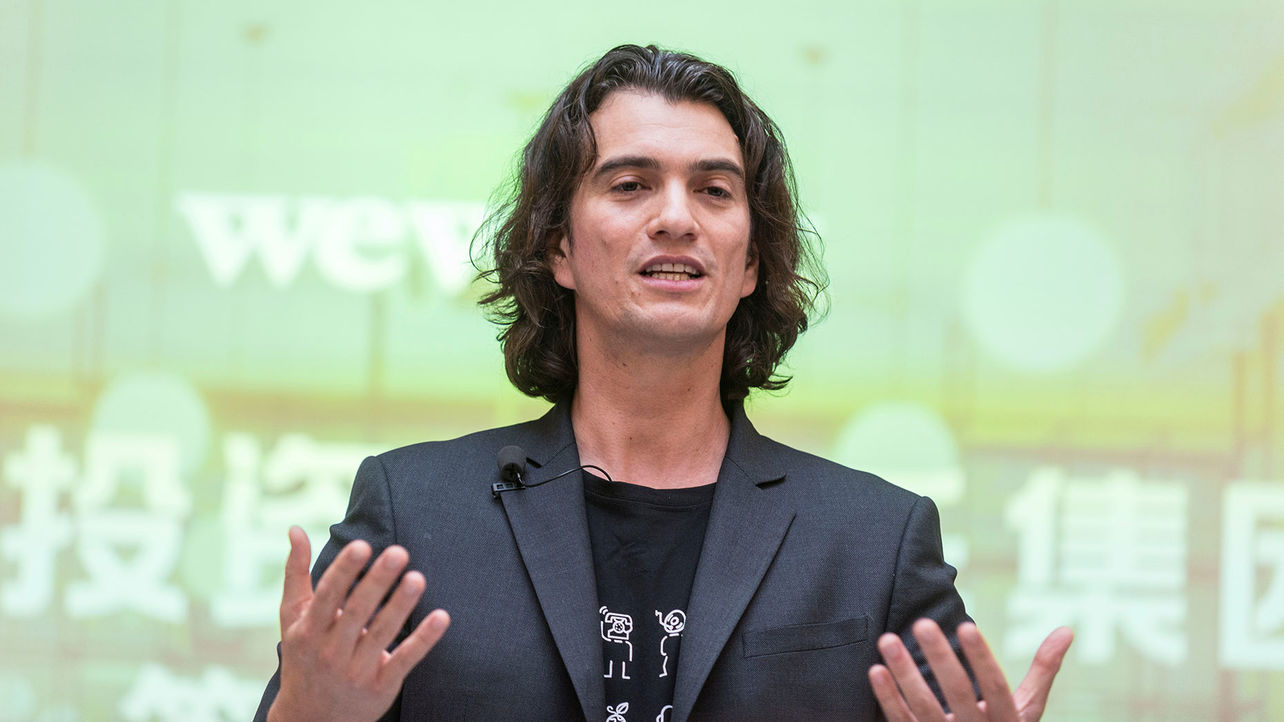 'The Crew Was Not Tipped': The Fallout From WeWork's Excesses