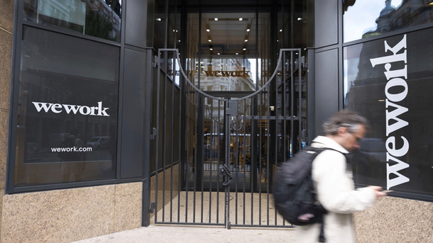 WeWork Plans to Shed One-Third of Technology Employees