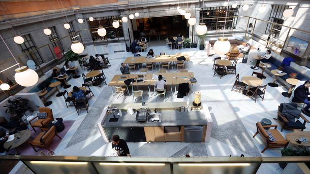 WeWork's China Syndrome: Weak Demand, Stiff Competition