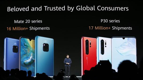 Huawei's Google Problem Runs Deep